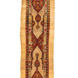 "Antique Persian Serab Runner 2'11""×15'7"""