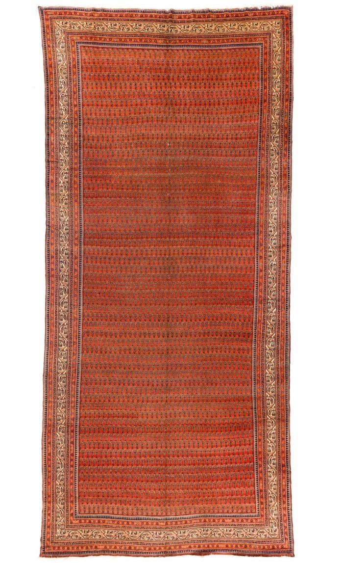 "Antique Persian Seraband 8'8""×18'11"""