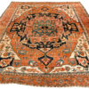"Antique Persian Serapi 12'0""×16'8"""