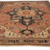 "Antique Persian Serapi 11'1""×14'10"""