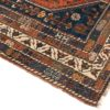 "Antique Persian Shiraz 7'6""×10'0"""