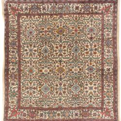 "Antique Persian Sultanabad 12'0""×13'0"""