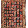 "Antique Seichur Rug 3'7""×4'7"""