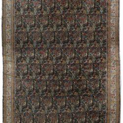 "Antique Sharistan Rug 17'5""×28'9"""