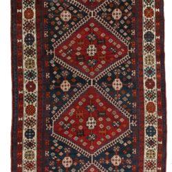 "Antique Shiraz 5'1""×11'5"""
