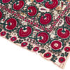 "Antique Suzani Textile 6'9""×9'1"""