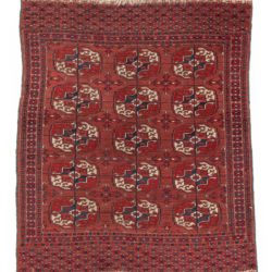 "Antique Tekke Turkman 2'10""×3'5"""