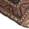 """Antique Tribal Belouchi Rug 3'5""""×6'8"""""""