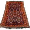 "Antique Turkish Anatolian Yuruk 3'7""×3'8"""