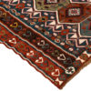 "Antique Turkish Kagizman Kilim 4'7""×13'7"""