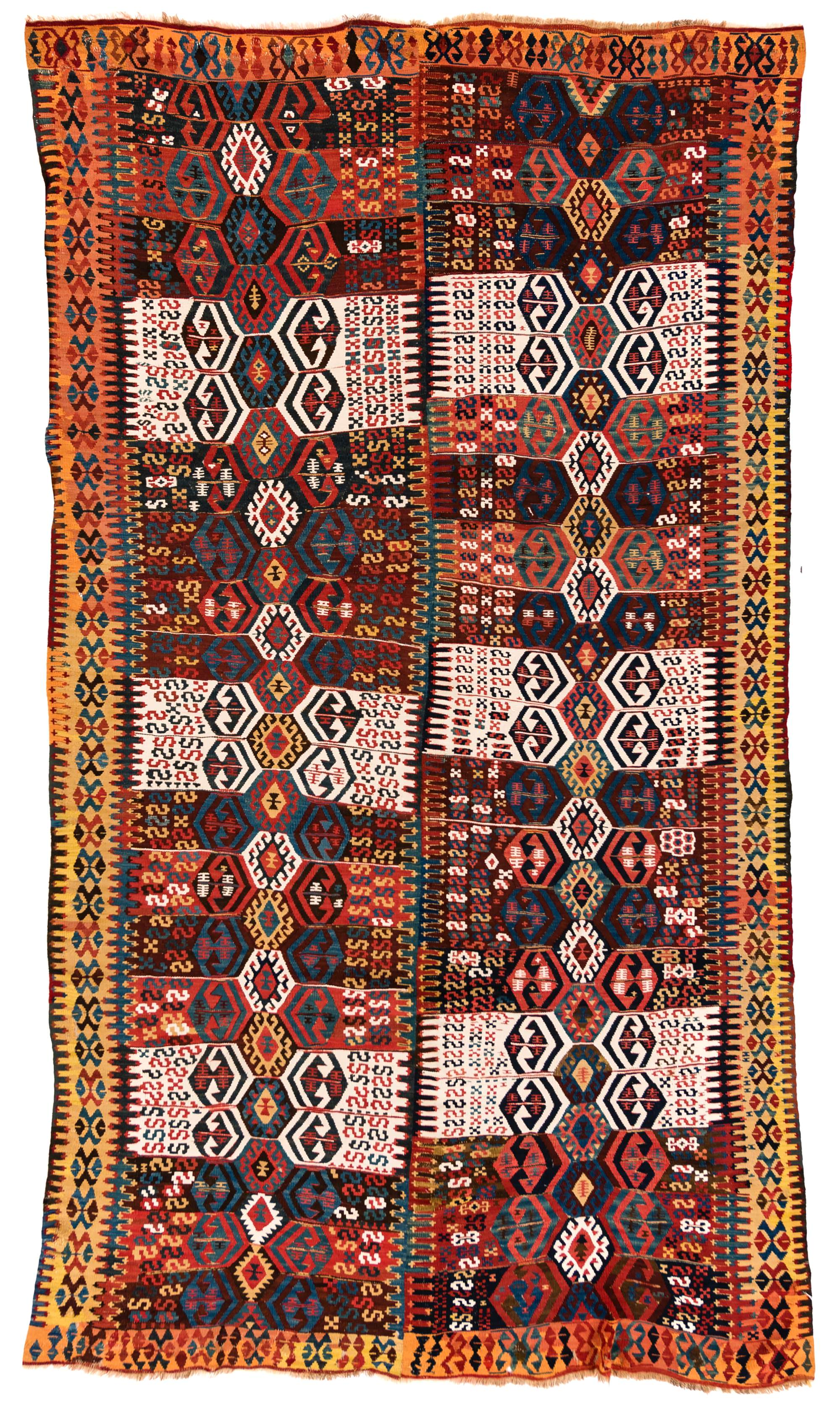 turkish trendy rug innovative rugs vintage kilim of unique hand uk pirot design woven modern wool tribal luxury