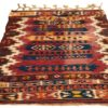 "Antique Turkish Kilim 3'6""×5'2"""