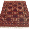 "Antique Turkish Senneh Kilim 3'11""×5'11"""
