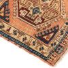 "Antique Turkish Yastic Konya 1'9""×2'0"""