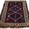 "Antique Turkish Yoruk 4'3""×7'3"""