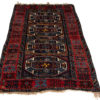 "Antique Turkish Yoruk 4'5""×7'0"""