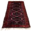 """Antique Turkish Yoruk Long Rug 4'6""""×11'4"""""""