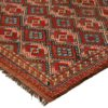 "Antique Turkmen Ersari-Beshir 5'9""×11'8"""