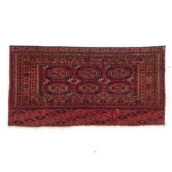 """Antique Turkmen Saryk 2'8""""×5'9"""""""
