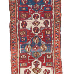 "Antique Yoruk Rug 3'3""×6'9"""