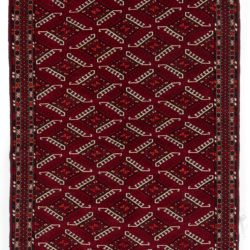 """New Afghan Ersari  4'4""""×6'5"""""""