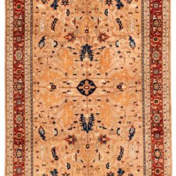 "New Afghan Rug Paramount 7'5""×12'6"""