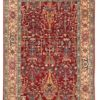 "New Afghan Rug with Traditional Design 4'0""×6'0"""