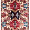 """New Afghan Star Kazak Rug 5'11""""×8'11"""""""