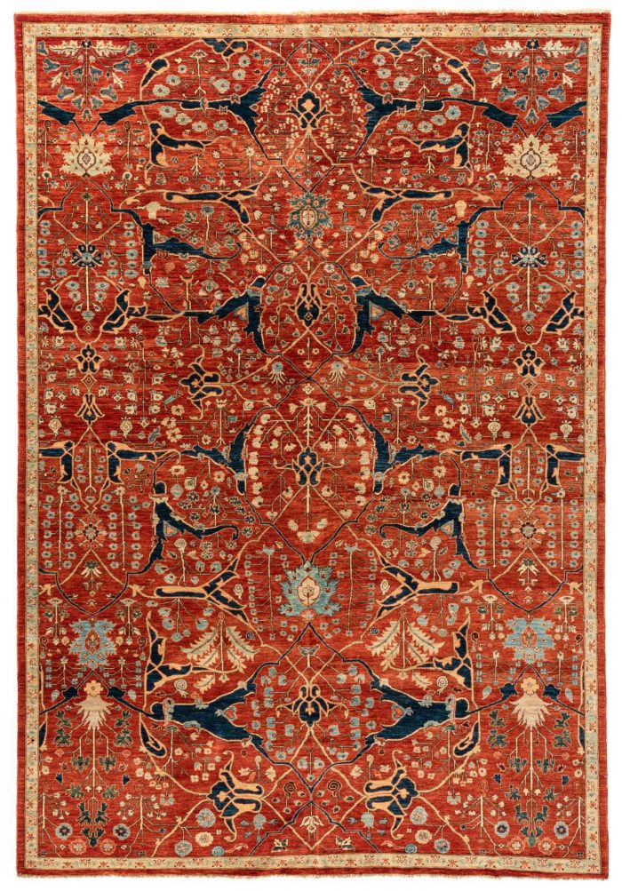 "New Afghan Transitional 8'0""×11'9"""