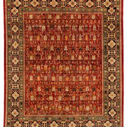"New Afghan Transitional Chi-Chi 8'2""×9'9"""