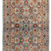 "New Afghan Transitional Rug 3'11""×6'0"""