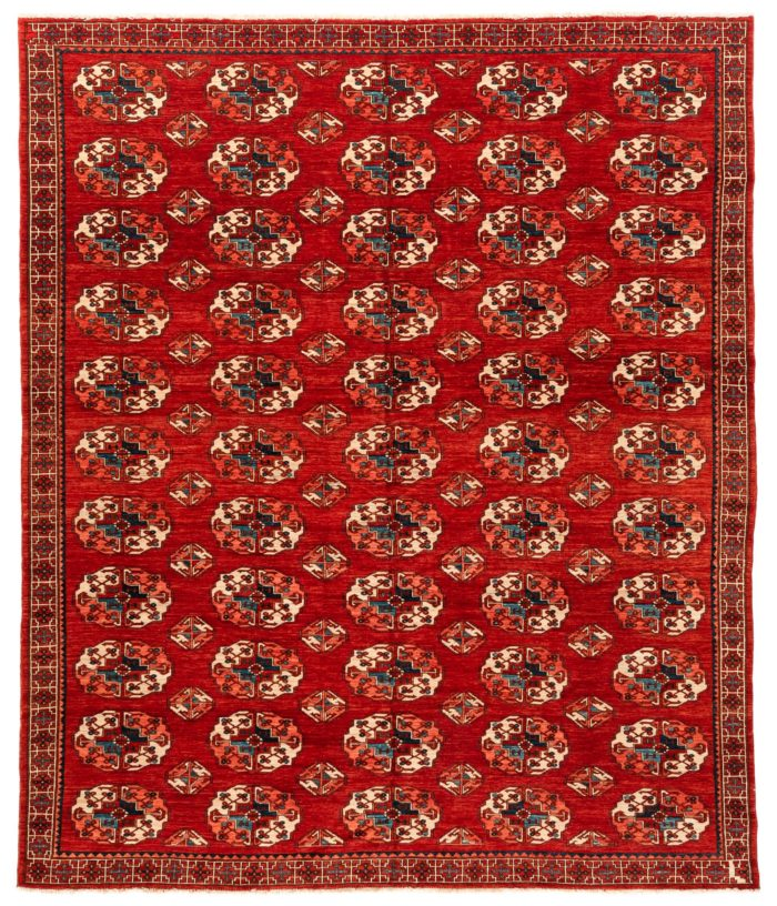 "New Afghan Transitional Turkmen 9'1""×10'9"""