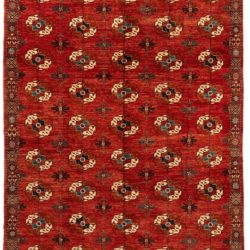 "New Afghan Transitional Turkmen 9'7""×13'1"""