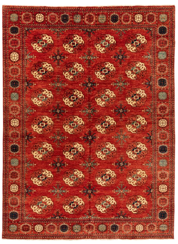 "New Afghan Transitional Turkmen 8'11""×11'11"""