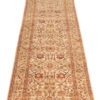 "New Afghani Transitional Floral Field Runner 2'9""×11'7"""