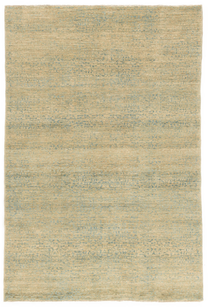 """New Hand Knotted Wool Rug 6'0""""×8'11"""""""