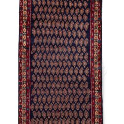 "New Husseinabad Rug 3'10""×11'3"""