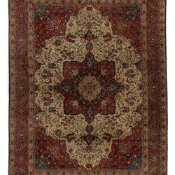 "New Indian Persian Design 8'10""×11'6"""