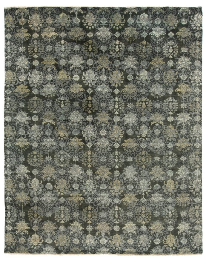 "New Indian Transitional Design Rug 8'1""×10'1"""
