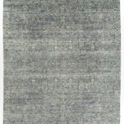 "New Indian Transitional Design Rug 8'1""×9'8"""