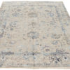 "New Indo Ikat Contemporary Floral Field Rug 8'0""×10'1"""