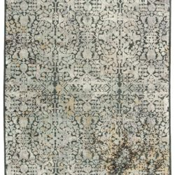 "New Indo Transitional Rug 8'1""×10'2"""