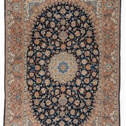 "New Isfahan Rug 5'0""×7'9"""