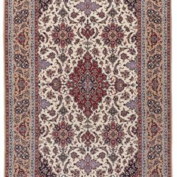 "New Isfahan Rug 5'0""×8'2"""
