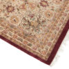 """New Large Pak Agra Wool Rug in Burgundy and Earth Tones 12'2""""×18'6"""""""