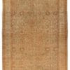 """New Large Transitional Paki Hand-Knotted Wool Rug 12'4""""×17'5"""""""