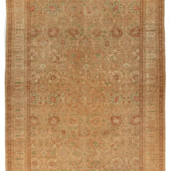 "New Large Transitional Paki Hand-Knotted Wool Rug 12'4""×17'5"""