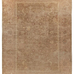 "New Oversize Transitional Pak Hand-Knotted Wool Rug 12'0""×17'0"""