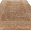 """New Oversize Transitional Pak Hand-Knotted Wool Rug 12'0""""×17'0"""""""