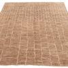 "New Pak Moroccan-style Carpet 9'0""×9'8"""